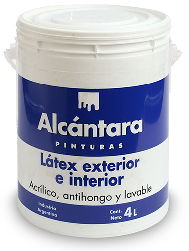 Latex Alcántara exterior interior
